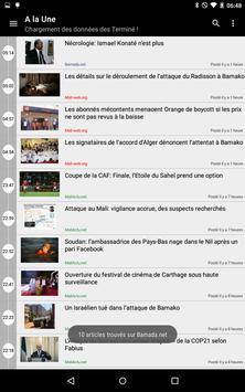 Mali : Actualité au Mali screenshot 7