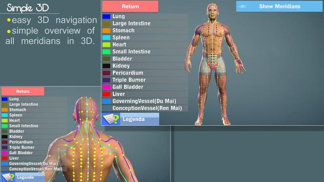 Easy Acupuncture 3D -FULL screenshot 5
