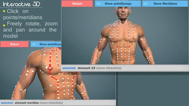 Easy Acupuncture 3D -FULL poster