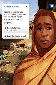 My Life as a Refugee Ekran Görüntüsü 4