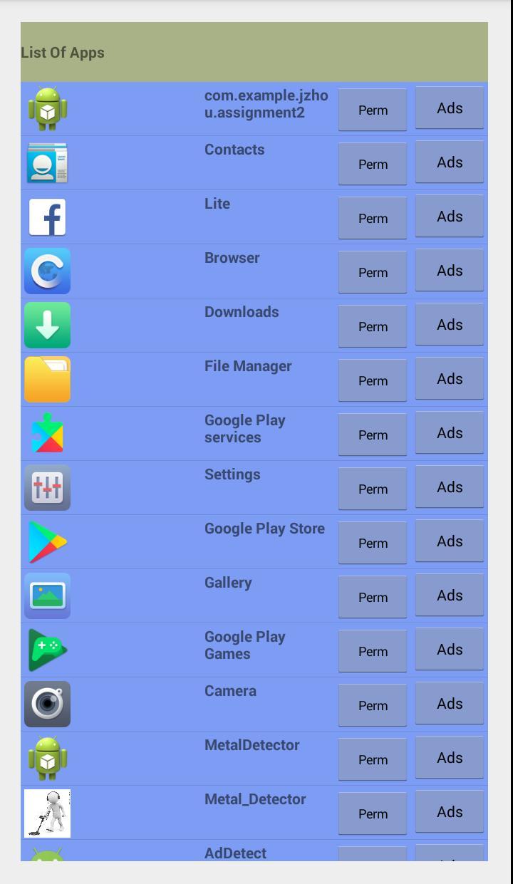 Ads Detector & Airpush Detector (Simple Version) для Андроид