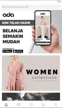 ADA Fashion poster
