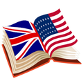 English books, multilingual parallel dictionaries