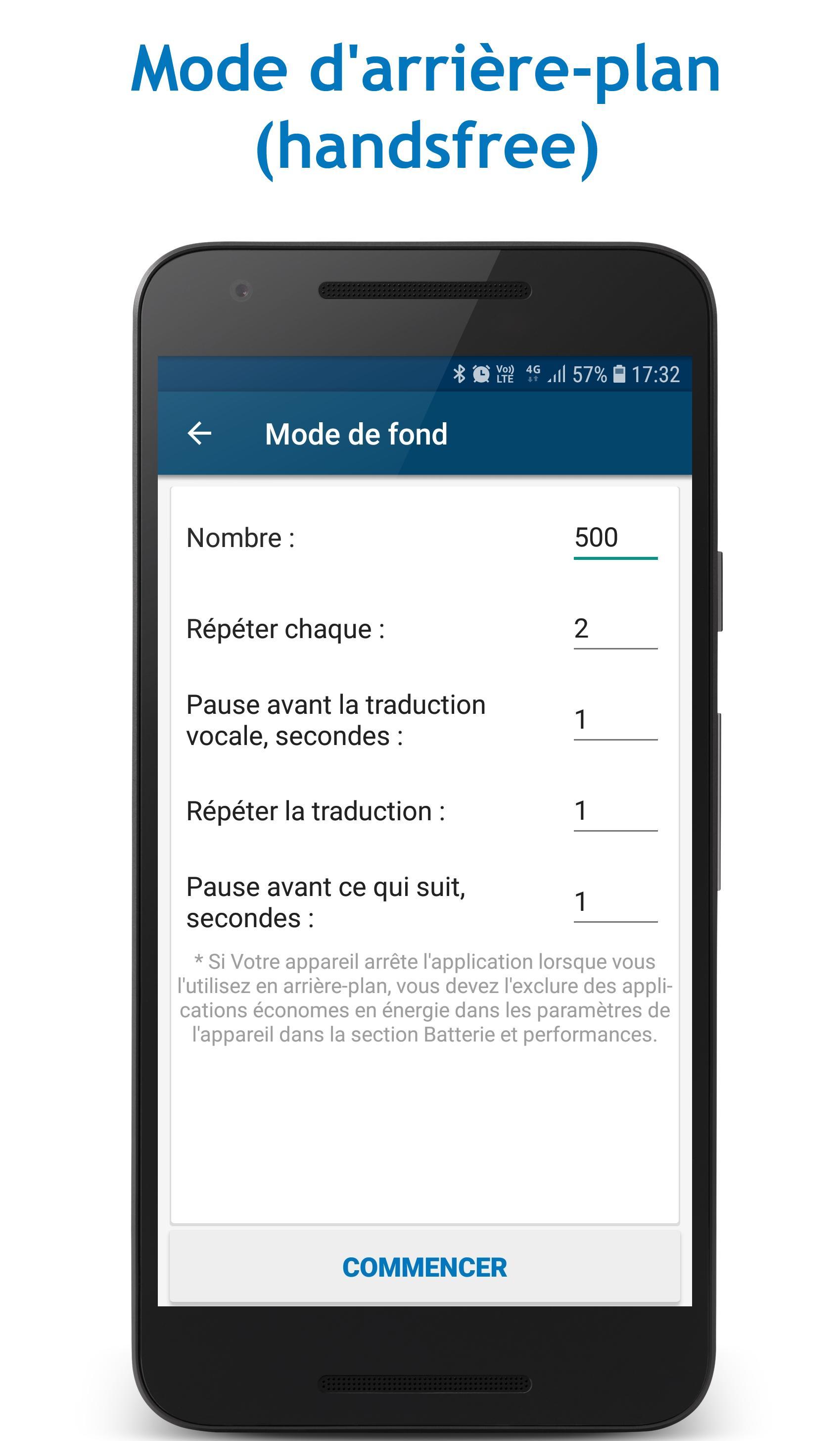 Livres Anglais Dictionnaire Francais Pour Android