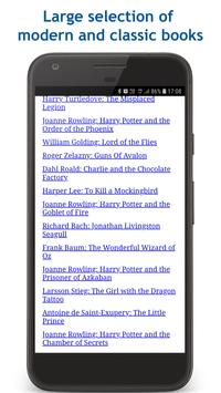 English books, various parallel dictionaries screenshot 1