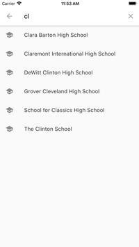 New York City Public High School Information screenshot 1