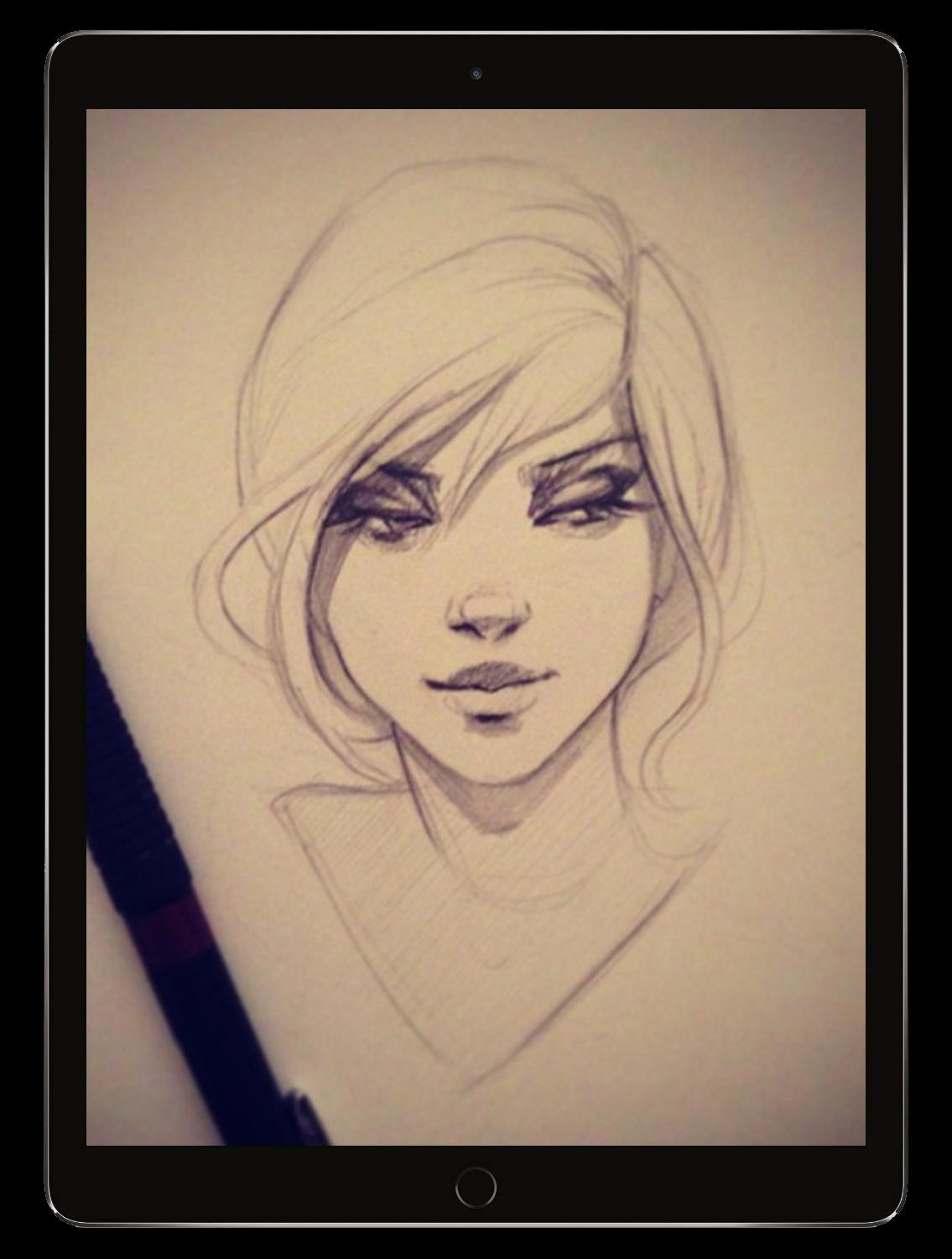 Drawing Ideas For Girls