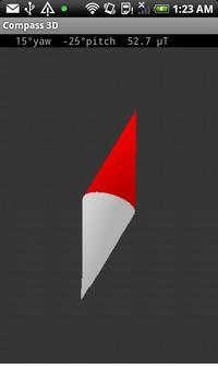 Compass 3D screenshot 1