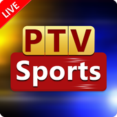 Watch PTV Live Sports HD - Ptv Sports Live HD आइकन