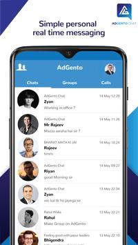 AdGento Chat screenshot 1