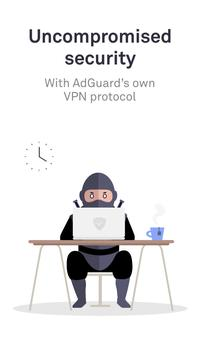 AdGuard VPN screenshot 4