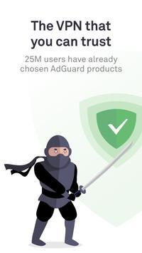 AdGuard VPN poster