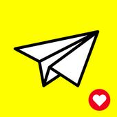 Друзья для Snapchat - AddNow иконка