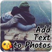 Add Text to Photo App (2020) icon