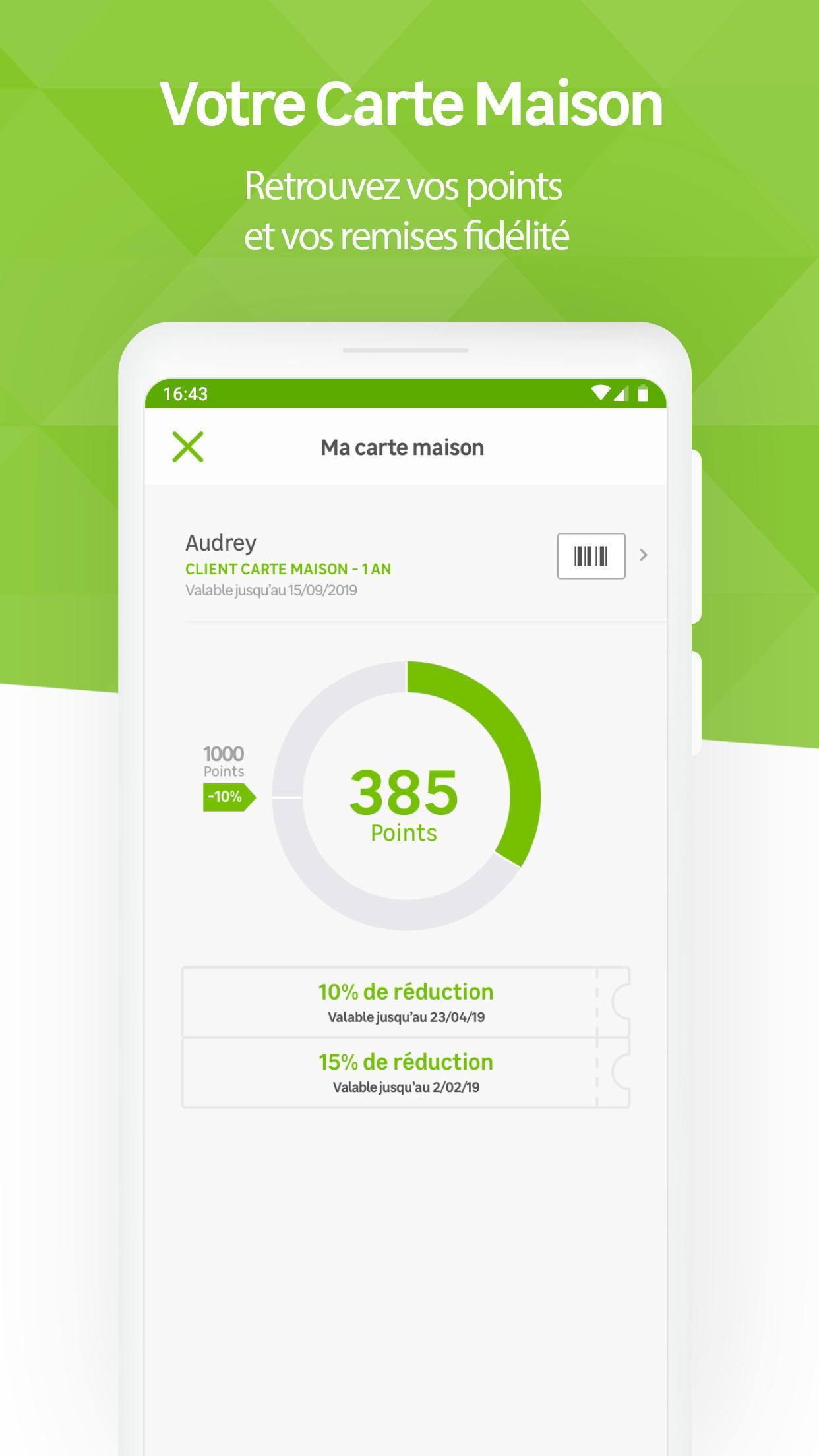 Leroy Merlin Pour Android Téléchargez Lapk