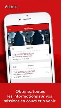 Adecco & Moi screenshot 5