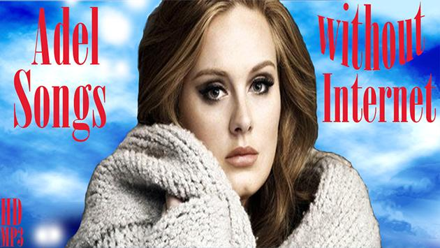 Adele Songs 2019 without Internet poster