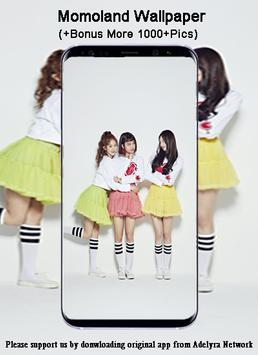 Momoland Wallpapers KPOP poster
