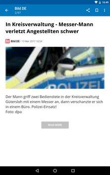 Germany News (Deutsche) screenshot 18