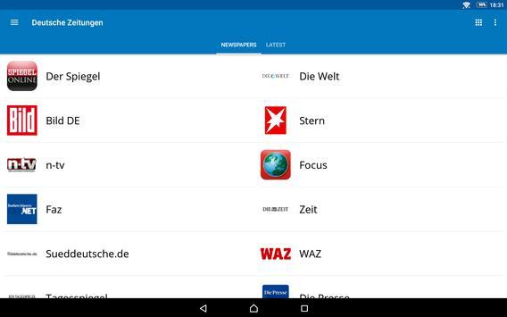 Germany News (Deutsche) screenshot 8