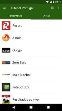 Futebol Portugal poster