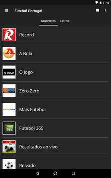 Futebol Portugal screenshot 18