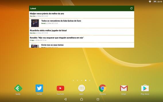 Futebol Portugal screenshot 10