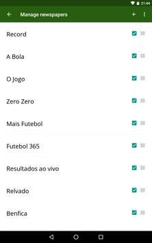 Futebol Portugal screenshot 20