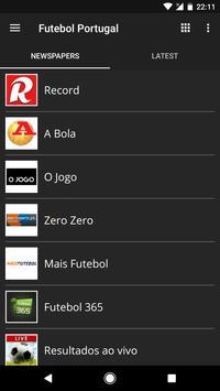 Futebol Portugal screenshot 4