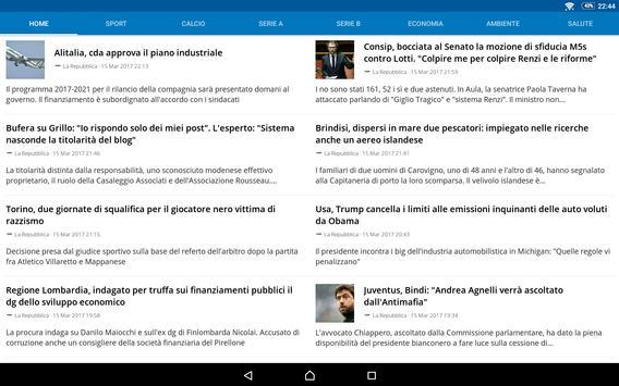 Italia News | Italia Notizie screenshot 9