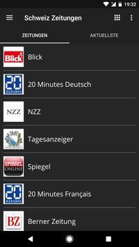 Switzerland News screenshot 4