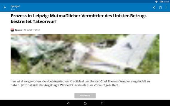 Switzerland News screenshot 10