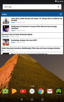 Switzerland News screenshot 19
