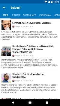 Switzerland News screenshot 1