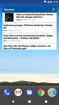 Switzerland News screenshot 3