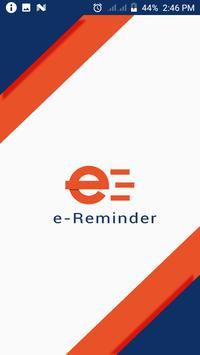 e-Reminder screenshot 3