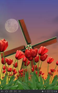 Tulip Windmill Free screenshot 1