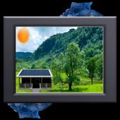 Create Picture Puzzle icon