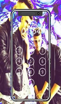 ADEXE Y NAU lock screen screenshot 2