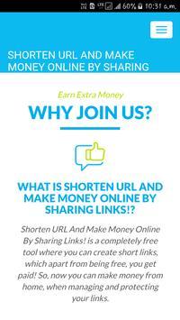 Share&Earn screenshot 1