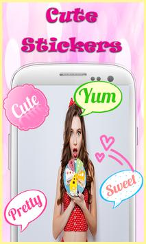 Doggy Face Stickers Filters Snapy Cam Photo Editor poster