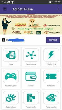 Adipati Pulsa screenshot 2
