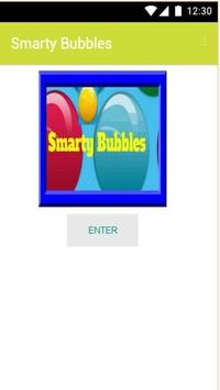 Smarty Bubbles poster