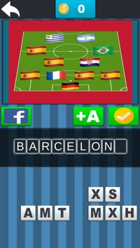 Guess the Football Clubs by Country Logo Quiz 2019 poster