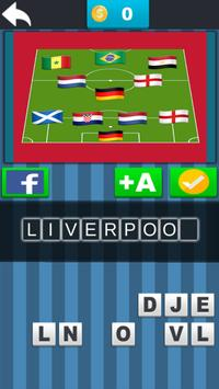 Guess the Football Clubs by Country Logo Quiz 2019 screenshot 1