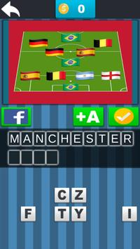 Guess the Football Clubs by Country Logo Quiz 2019 screenshot 2