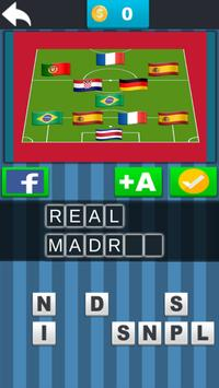 Guess the Football Clubs by Country Logo Quiz 2019 screenshot 3