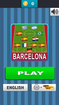 Guess the Football Clubs by Country Logo Quiz 2019 screenshot 4