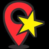 ¿A dónde voy? icon