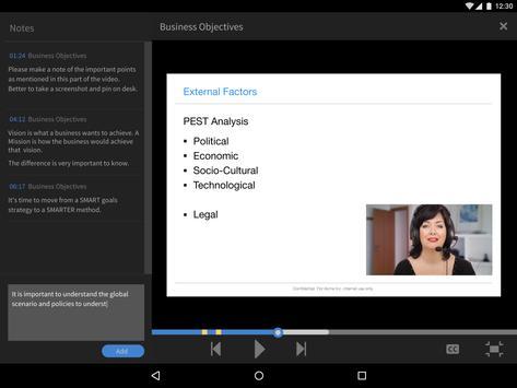 Adobe Captivate Prime screenshot 8